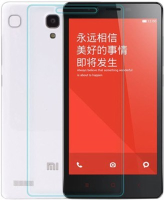 Loopee Tempered Glass Guard for Mi Redmi Note 4G(Pack of 2)