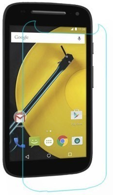 JAPNESE PRO Tempered Glass Guard for Motorola Moto E (2nd Gen) 3G(Pack of 1)