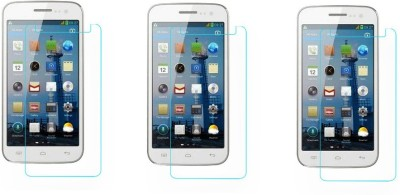 ACM Tempered Glass Guard for Micromax Canvas 2.2 A114(Pack of 3)