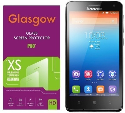 Glasgow Tempered Glass Guard for Lenovo S660(Pack of 1)