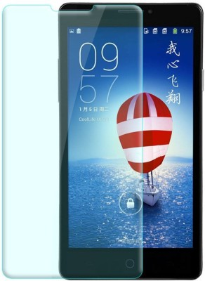 Heartly Tempered Glass Guard for Micromax Yu Yureka Cyanogenmod(Pack of 1)