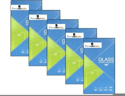RamuKaka RKCTGPa_120(Pack of 5) Tempered Glass for Panasonic T33 price