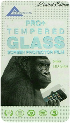 AUROCHS Tempered Glass Guard for Lava Iris Fuel 50