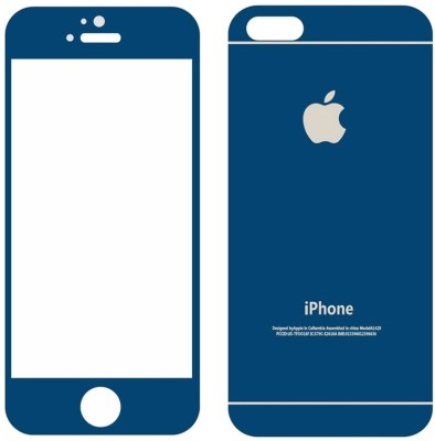 Zootkart Front and Back Screen Guard for Apple iPhone 5S(Pack of 1)