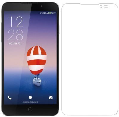 MOBIVIILE Tempered Glass Guard for Coolpad Dazen 1