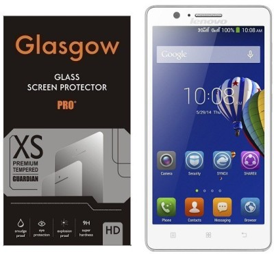 Glasgow Tempered Glass Guard for Lenovo A536(Pack of 1)