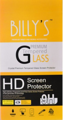 Billys Tempered Glass Guard for Micromax Canvas 2 Colours A120