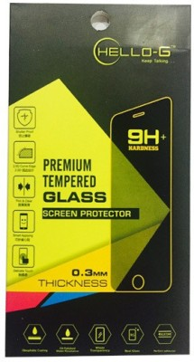 Hello-G Tempered Glass Guard for Samsung Galaxy E5 SM- E500H(Pack of 1)