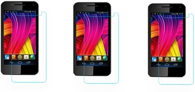 ACM Tempered Glass Guard for Micromax Superfone Pixel A90i(Pack of 3)