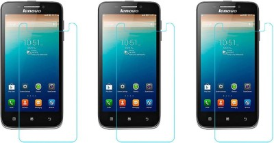 ACM Tempered Glass Guard for Lenovo S650(Pack of 3)