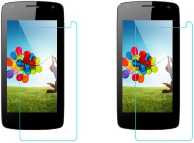 ACM Tempered Glass Guard for Micromax Canvas Beat A114r(Pack of 2)