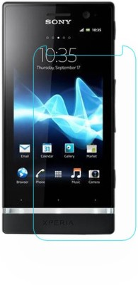 ACM Tempered Glass Guard for Sony Xperia P Lt22i(Pack of 1)