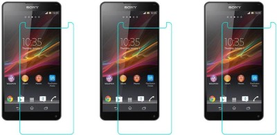 ACM Tempered Glass Guard for Sony Xperia Zl(Pack of 3)
