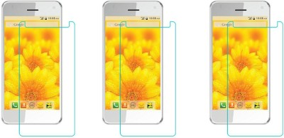 ACM Tempered Glass Guard for Intex Aqua Style Iii(Pack of 2)