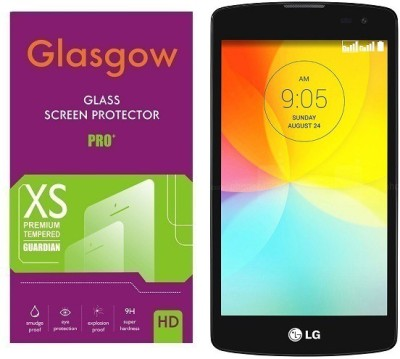 Boxxo Tempered Glass Guard for LG L Fino ( D295 )