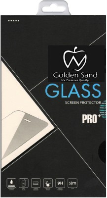 Golden Sand Tempered Glass Guard for Apple iPhone 5, Apple iPhone 5s, Apple iPhone 5c(Pack of 4)