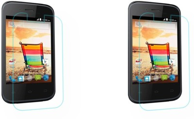ACM Tempered Glass Guard for Micromax Bolt D200 (Pack Of 2)(Pack of 2)