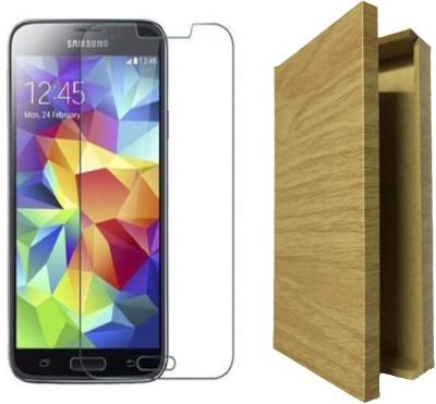 Loopee Tempered Glass Guard for Samsung Galaxy Grand Quattro I8552
