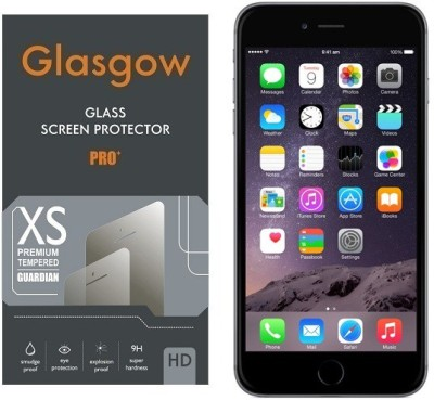 Glasgow Tempered Glass Guard for Apple iPhone 6 Plus(Pack of 1)