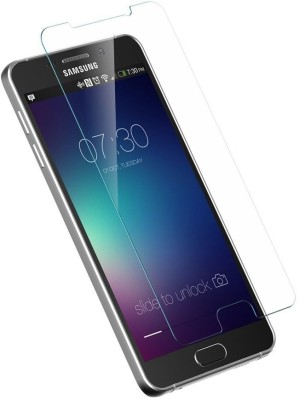 Cover Edge Tempered Glass Guard for Samsung Galaxy On5(Pack of 1)