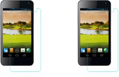 ACM Tempered Glass Guard for Micromax Superfone Pixel A90s(Pack of 2)