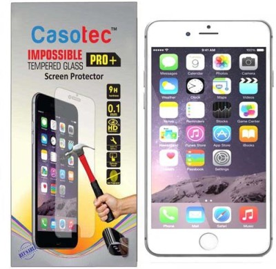 Casotec Tempered Glass Guard for Apple iPhone 6
