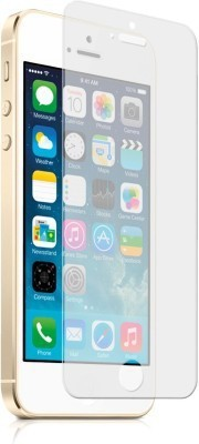 Zeel Enterprise Tempered Glass Guard for Apple iPhone 5, Apple iPhone 5s  available at flipkart for Rs.130