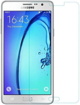 iKare Tempered Glass Guard for Samsung Galaxy J5(Pack of 1)