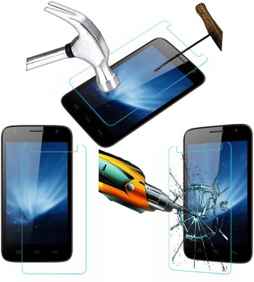 BLACK ARROW Tempered Glass Guard for MICROMAX CANVAS ENTICE A105