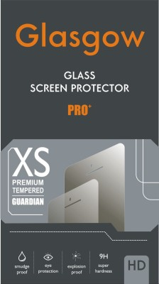 Glasgow Tempered Glass Guard for Micromax Canvas 2 A110(Pack of 1)