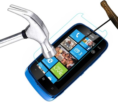 ACM Tempered Glass Guard for Nokia Lumia 610(Pack of 1)