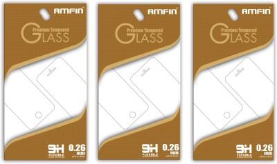 AMFIN Tempered Glass Guard for Intex aqua 5.5 VR