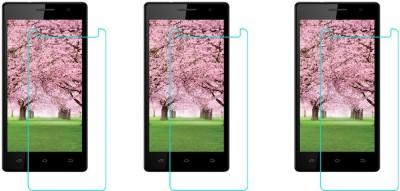 ACM Tempered Glass Guard for Intex Aqua Desire Hd(Pack of 3)
