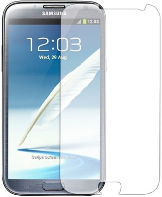 FUN STOP Tempered Glass Guard for Samsung Galaxy Note 2