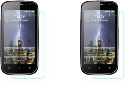 ROBMOB Impossible Screen Guard for MICROMAX BOLT A71(Pack of 2)