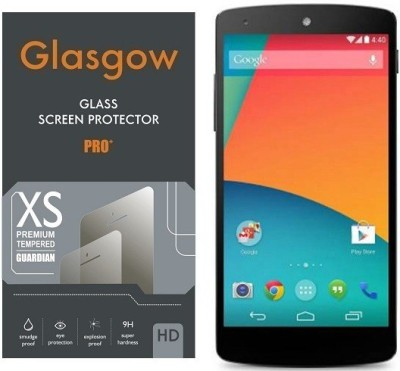 Glasgow Tempered Glass Guard for LG Nexus 5x