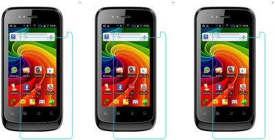 ACM Tempered Glass Guard for Micromax A45(Pack of 3)