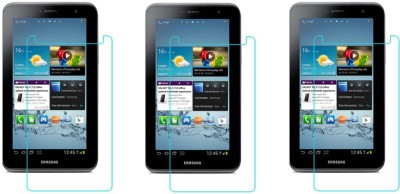 ACM Tempered Glass Guard for Samsung Galaxy Tab 2 P3100(Pack of 3)