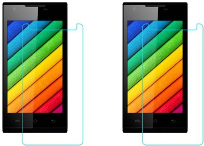 ACM Tempered Glass Guard for Karbonn Alfa A92 Plus(Pack of 2)