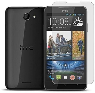 MOBIVIILE Tempered Glass Guard for HTC Desire 516 /HTC Desire 516 Dual SIM(Pack of 1)