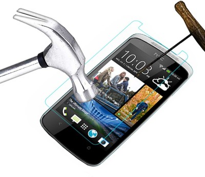 ACM Tempered Glass Guard for Htc Desire 500(Pack of 1)