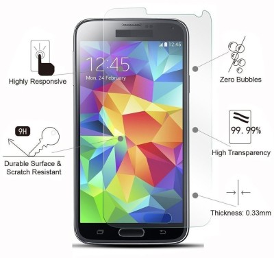 Gulivers Tempered Glass Guard for Micromax Bolt Q332