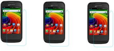 ACM Tempered Glass Guard for Micromax Bolt A28(Pack of 3)