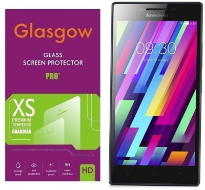 Glasgow Tempered Glass Guard for Lenovo P70(Pack of 1)