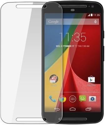 Go4Shopping Tempered Glass Guard for Motorola Moto G(Pack of 1)