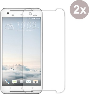 MudShi Tempered Glass Guard for HTC One X9(Pack of 1)