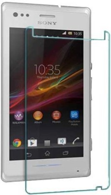 JAPNESE PRO Tempered Glass Guard for SONY XPEIA M