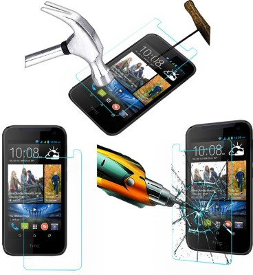 ACM Tempered Glass Guard for Htc Desire 310(Pack of 1)