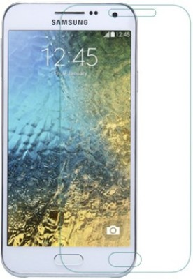 ROBMOB Tempered Glass Guard for Samsung Galaxy E5(Pack of 1)