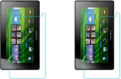 ACM Tempered Glass Guard for Blackberry Playbook 4g(Pack of 2)